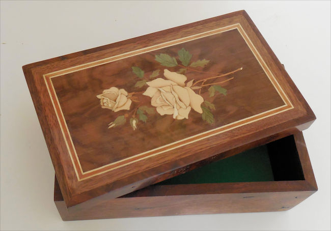 Marquetry Magic